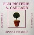Fleuriste A caillard